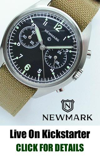 Newmark 6BB Chronograph